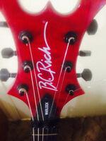 SALE / SWAP My BC Rich Warlock Electric Guitar,Still negotiable