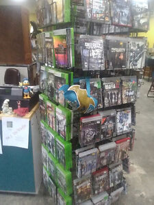 Tons of Video Games