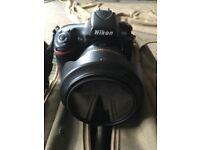 Nikon D800E and 24-120 VR lens