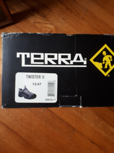 Terra Safety Shoes Size12