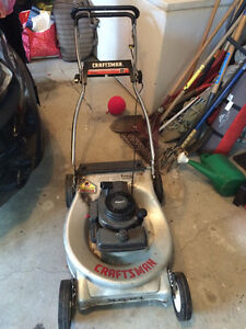 Craftsman brand lawn mower for sale - $80