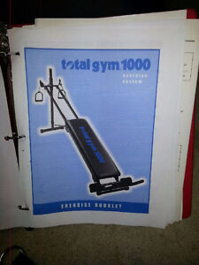 Total Gym 1000