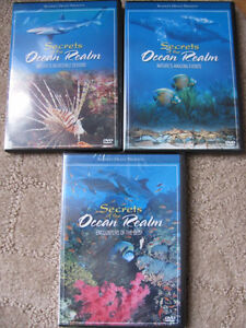 Documentaire Readers Digest: Secret of the Ocean Realm: 3  DVDs