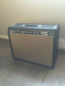 1963 Fender Deluxe for your Les Paul