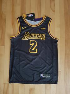 Lonzo Ball Nike Swingman City Edition NBA Jersey