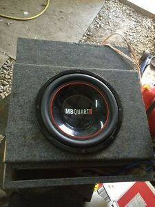 Subs and amps