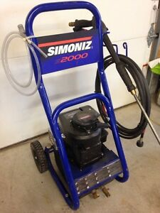 Simoniz Pressure Washer  Kitchener / Waterloo Kitchener Area image 1