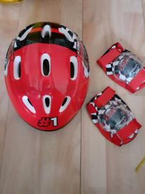 Children's cycle hat