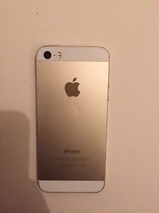 IPhone 5s gold 16gb with Rogers