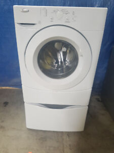 Whirlpool Front Load Washer Huge Water and Hydro Savers