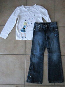 Gymboree Size 6 Outfit