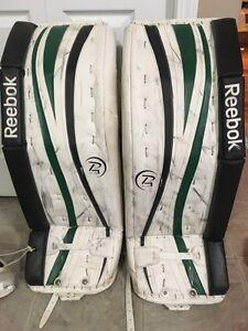 Reebok Premier 14k SR Goalie Equipment 33+1 Regina Regina Area image 6