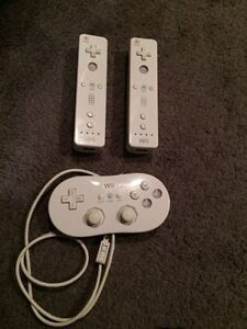 Wii motes