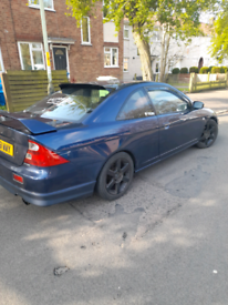 image for For sale Honda civic 1.6 petrol £1000 or swap for anything automatic