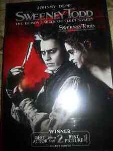 DVD: Sweeney Todd: The Demon Barber of Fleet Street (2007) London Ontario image 1