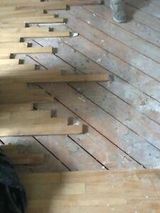 PME en sablage de planchers**514-968-4080**les PROS**