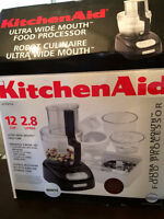 Kitchen Aid 12 cup Food Processor