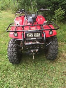 1999 Yamaha Big Bear 4X4