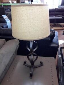 *** NEW *** ASHLEY SIMERON LAMP (2/CN)   S/N:51228879   #STORE543