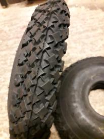 Tyres x2 400x4