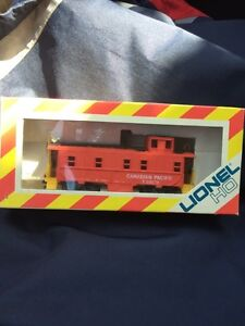 Lionel HO CP caboose T-20170 CANADIAN PACIFIC