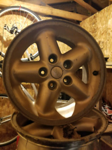 """4 Mags 15""""  5x114.3 or"""