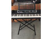 Yamaha ypt210 digital keyboard