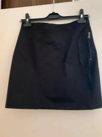 Black woman's skirt, size S