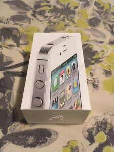 White iPhone 4S 16 GB