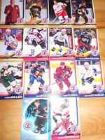 carte de hockey National Hockey card day série 2009