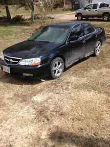 Parting out 2002 Acura TL Type s Sedan 3.2