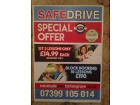 Driving lessons - special offer !!! Call now