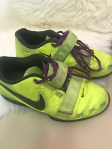 Nike Romaleo 2 Volt Men's 6.5 Weightlifting Shoe