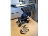 Maclaren Quest Denim Push Chair (Current Model)