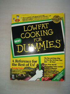 Low Fat Cooking for Dummies