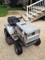 11hp craftsmen riding mower