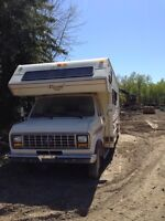 1987 ford motor home