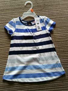 New with tags blue dress 6-12 months