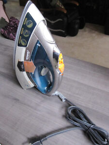 Iron, Sunbeam Convertible..iron/steamer..NEW...out of box