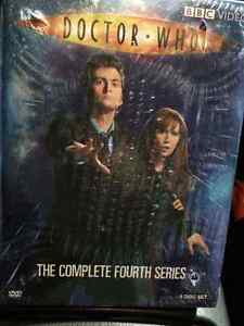 Dr Who complete 4th and 5th series Oakville / Halton Region Toronto (GTA) image 1