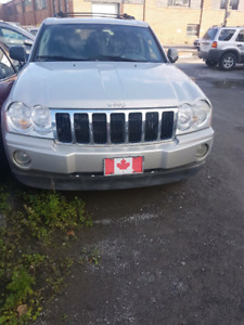 2007 JEEP GRAND CHEROKEE LIMITED DIESEL 4x4 *Automatic *
