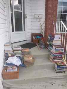 Free text books other books and some cooking books