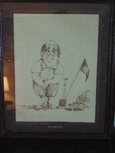 Golf Prints. London Ontario image 1