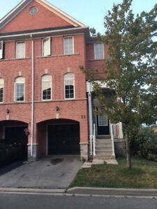 Brampton townhouse for rent available immediately