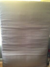 Double mattress for sale in very good condition £8