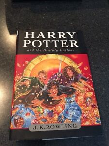 Harry Potter and the Deathly Hallows Strathcona County Edmonton Area image 1