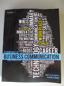 Essentials of Business Communication Text Book Comox / Courtenay / Cumberland Comox Valley Area image 1