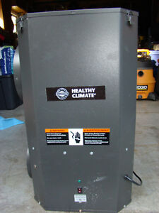 Healthy Climate HEPA 40 system