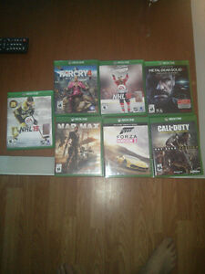 Looking trade Xbox one games for ps4 games