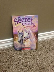 My Secret Unicorn Chapter Book